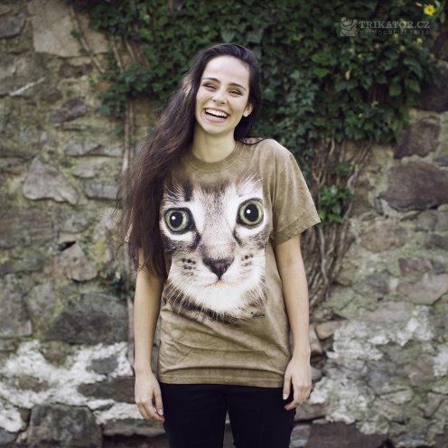 3d-tričko-the-mountain-s-kočkou