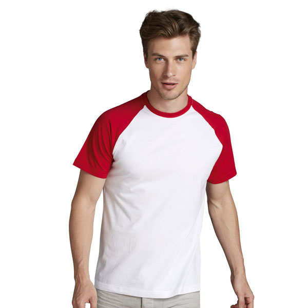 Pánské-tričko-Basseball-k-potisku