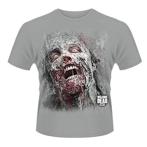 Walking-Dead-tričko-tvář-chodce