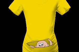 Originální a vtipné těhotenské oblečení. Skvělé dárečky pro těhulky a  budoucí maminky. Potisk na těhotenské tričko si můžete navíc vytvořit svůj  vlastní. e57f317b75