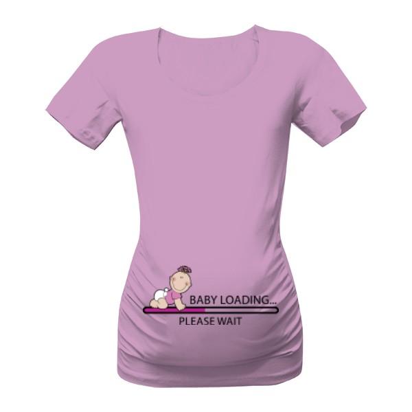 těhotenské-tričko-s-vtipným-potiskem-girl-loading