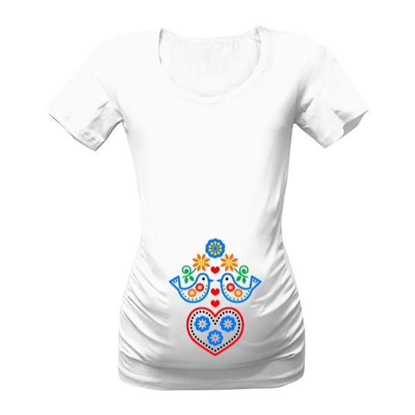 1af67570f010 Těhotenská trička s potiskem