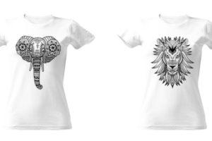 Fixy na textil zasíláme k tričku zdarma a vy si tak můžete vytvořit své  originální vybarvené triko. 76d7a63a26