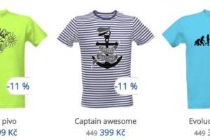 Potisk triček na vodu - vtipná vodácká trička. Vytvoř si vlastní triko 42d0d2b948